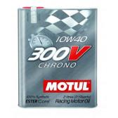 Масло Motul 300V Chrono 10W40 2L