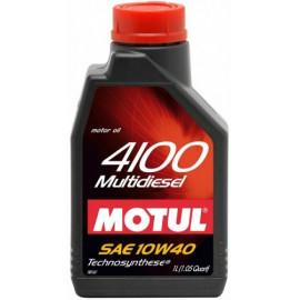 Масло Motul 4100 MultiDiesel 10W-40 1L