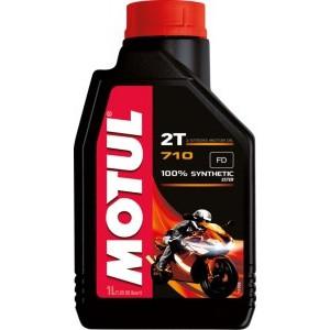 Масло для мотоцикла Motul 710 2T 1L