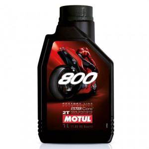 Масло для мотоцикла Motul 800 2T FL Road Racing 1L
