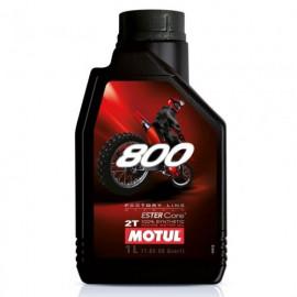 Масло для мотоцикла Motul 800 2T FL Off Road 1L