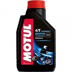 Масло для мотоцикла Motul 3000 4T 10W40 1L