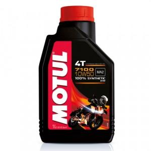 Масло для мотоцикла Motul 7100 4T 10W-50 1L