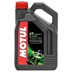 Масло для мотоцикла Motul 5100 4T 10W-50 4L