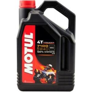 Масло для мотоцикла Motul 7100 4T 5W-40 4L