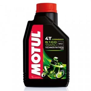 Масло для мотоцикла Motul 5100 4T 15W-50 1L