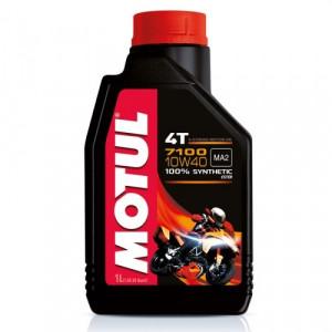 Масло для мотоцикла Motul 7100 4T 10W-40 1L