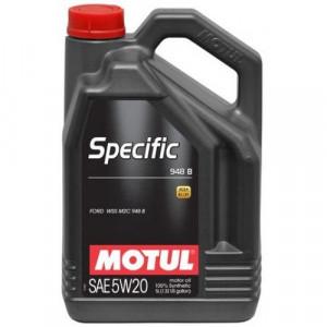 Моторное масло Motul Specific 948B 5W-20 5L