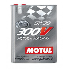 Масло Motul 300V Power Racing 5W30 2L