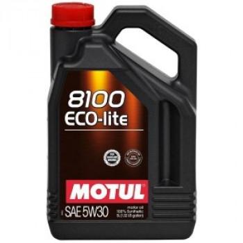 Motul 8100 Eco-lite 5W-30 5L