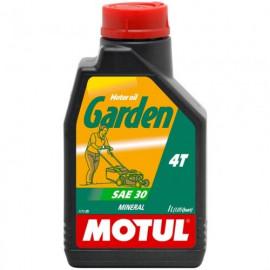 Масло моторное для садовой техники Motul Garden 4T SAE 30 1L