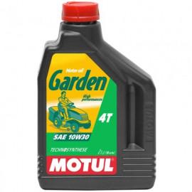 Масло моторное для садовой техники Motul Garden 4T 10W30 2L