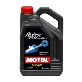 Гидравлическое масло Motul Rubric HV 46 Ambient 5L
