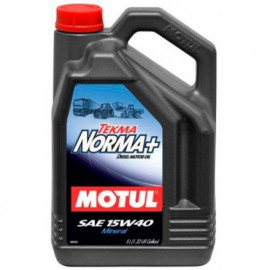 Масло Motul Tekma Norma+ 15W-40 5L