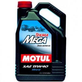 Масло Motul Tekma Mega 15W40 5L