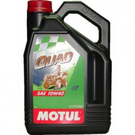 Масло для квадроцикла Motul Quad 10W40 4L