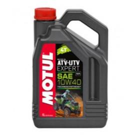 Масло для квадроцикла Motul ATV-UTV Expert 10W40 4T 4L