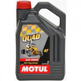 Масло для квадроцикла Motul Power Quad 10W40 4L