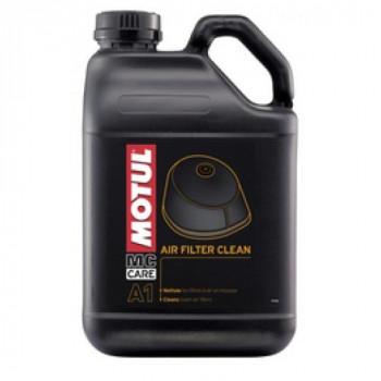 Cредство для очистки поролонового фильтра Motul A1 Air Filter Clean 5L