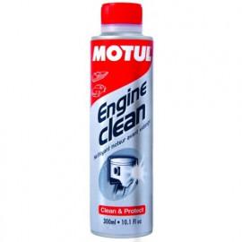 Промывка двигателя перед заменой масла Motul Engine Clean Auto 0,3L