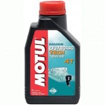 Масло для лодочных двигателей Motul Outboard Tech 4T 10W30 1L