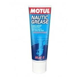 Многофункциональная смазка для лодочных двигателей Motul Nautic Grease 0,2L