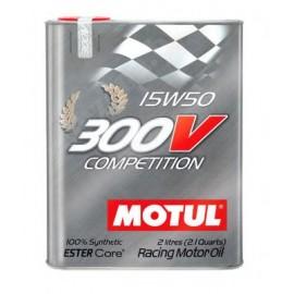 Масло Motul 300V Competition 15W50 2L