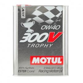 Масло Motul 300V Trophy 0W-40 2L