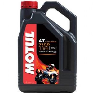 Масло для мотоцикла Motul 7100 4T 10W-40 4L