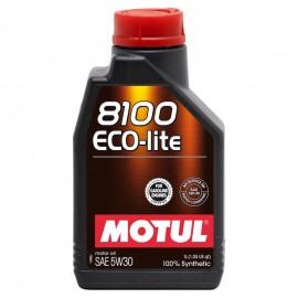 Масло Motul 8100 Eco-lite 5W-30 1L