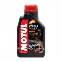 Масло для квадроцикла Motul ATV-SXS Power 4T 10W50 4L