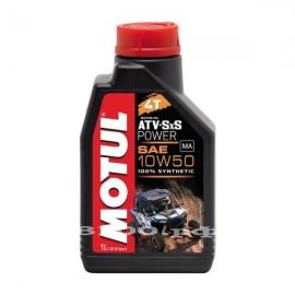 Масло для квадроцикла Motul ATV-SXS Power 4T 10W50 4L
