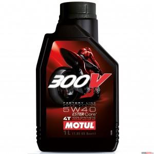 Масло Motul 300V 4T FL Road Racing 5w40 1L
