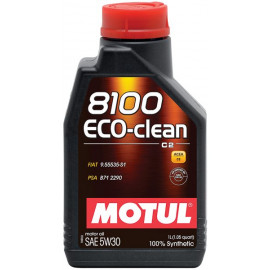 Масло Motul 8100 Eco-clean 5W-30 (C2)