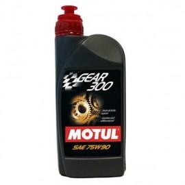 Трансмиссионное масло Motul Gear 300 75W-90 1L