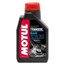 Минеральное масло Motul Transoil 10W30 1L