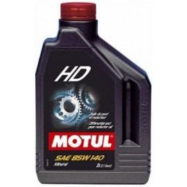 Трансмиссионное масло Motul HD 85W140 2L
