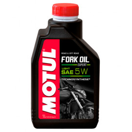 Масло в вилку Motul Fork Oil Expert Light 5W 1L