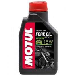 Масло в вилку Motul Fork Oil Expert Medium/Heavy 15W 1L