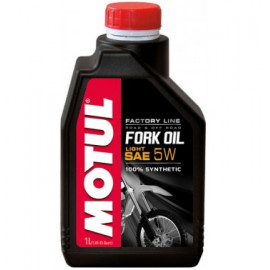 Масло в вилку Motul Fork Oil FL Light 5W 1L