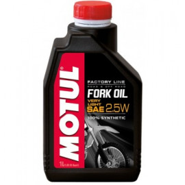 Масло в вилку Motul Fork Oil FL Very Light 2,5W 1L